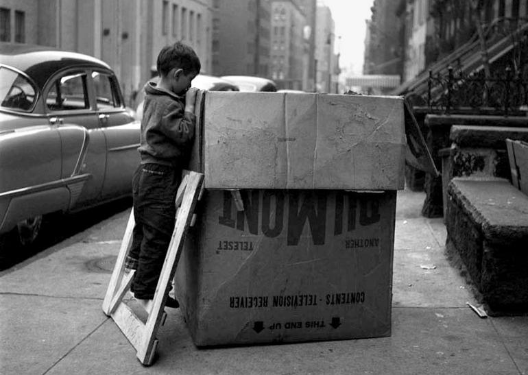 La vida sin revelar de una fotógrafa desconocida, Vivian Maier