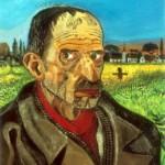 Antonio Ligabue o la pintura como un rugido