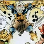 Los superhéroes en los '80