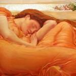 Imágenes del sueño, sueño de las imágenes