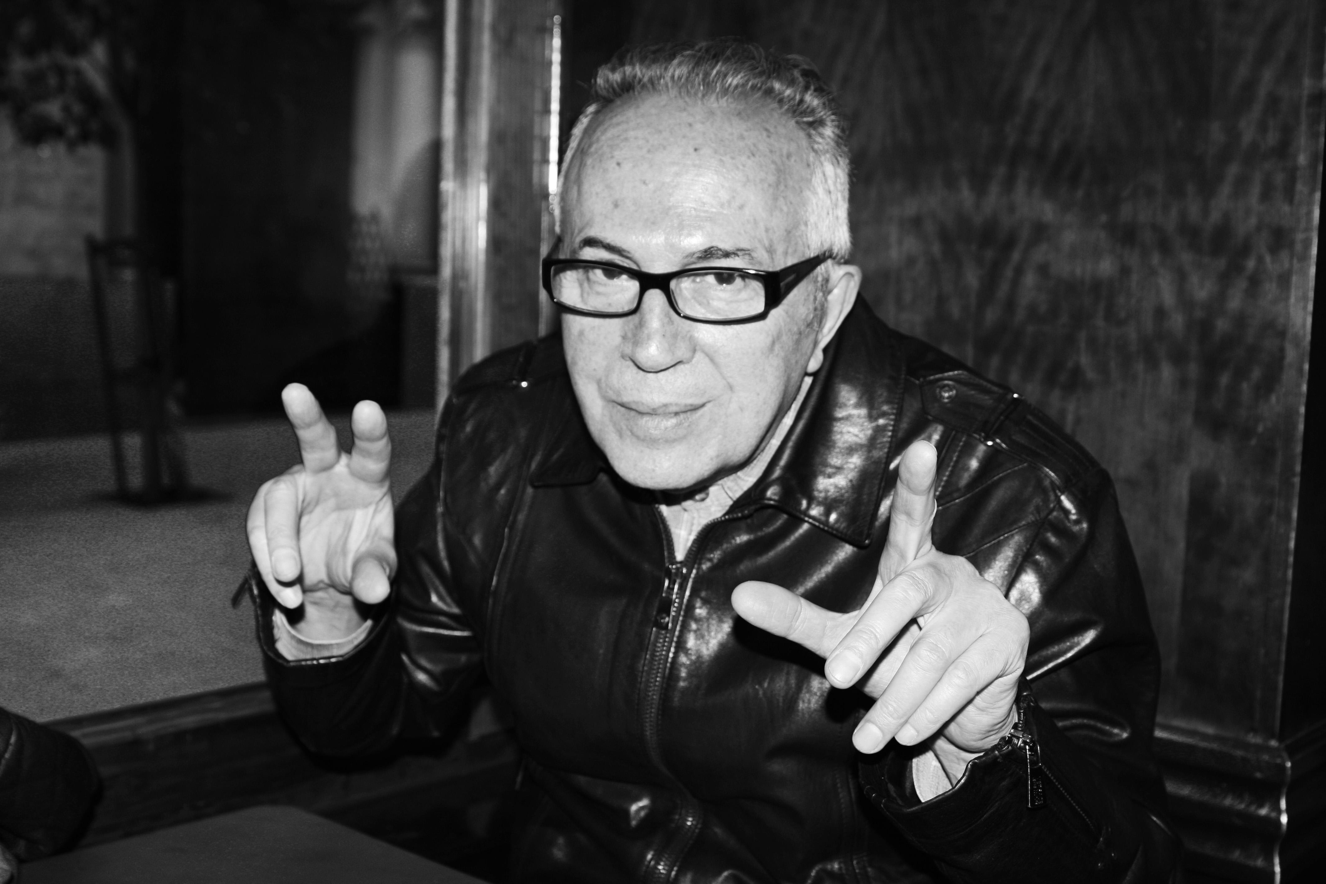Jesús Ordovás, fotografía de Hugo González Granda