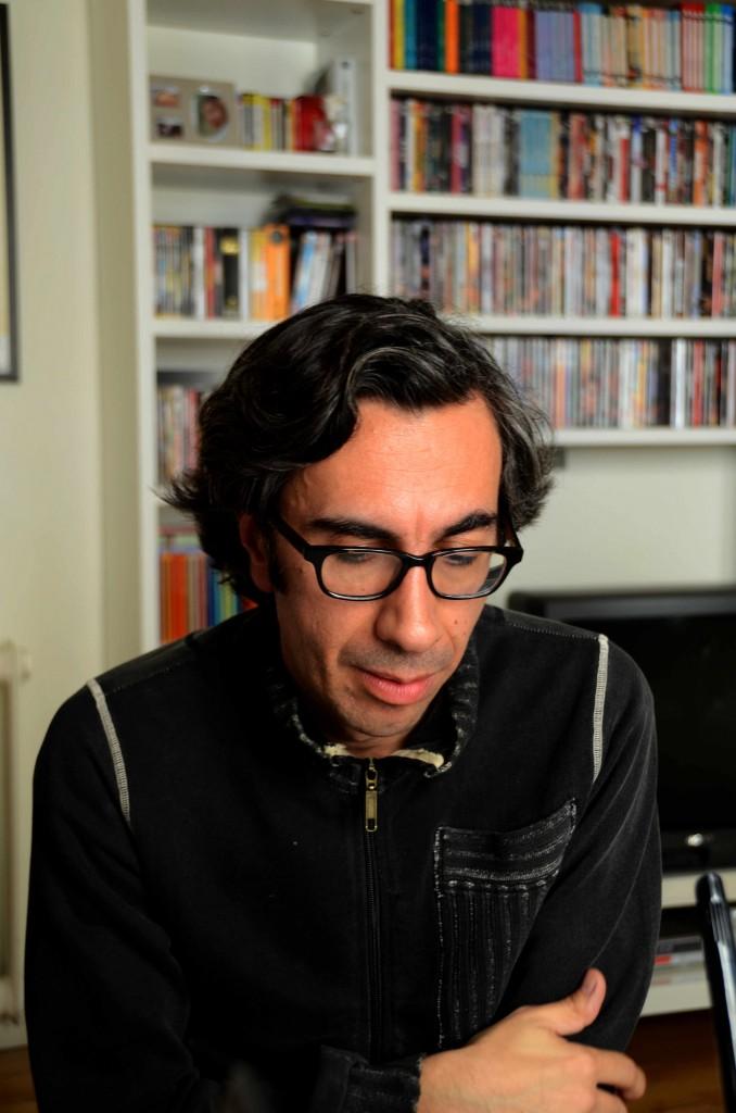Javier Ocaña, crítico de El País