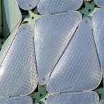 La arquitectura de las almohadas de aire