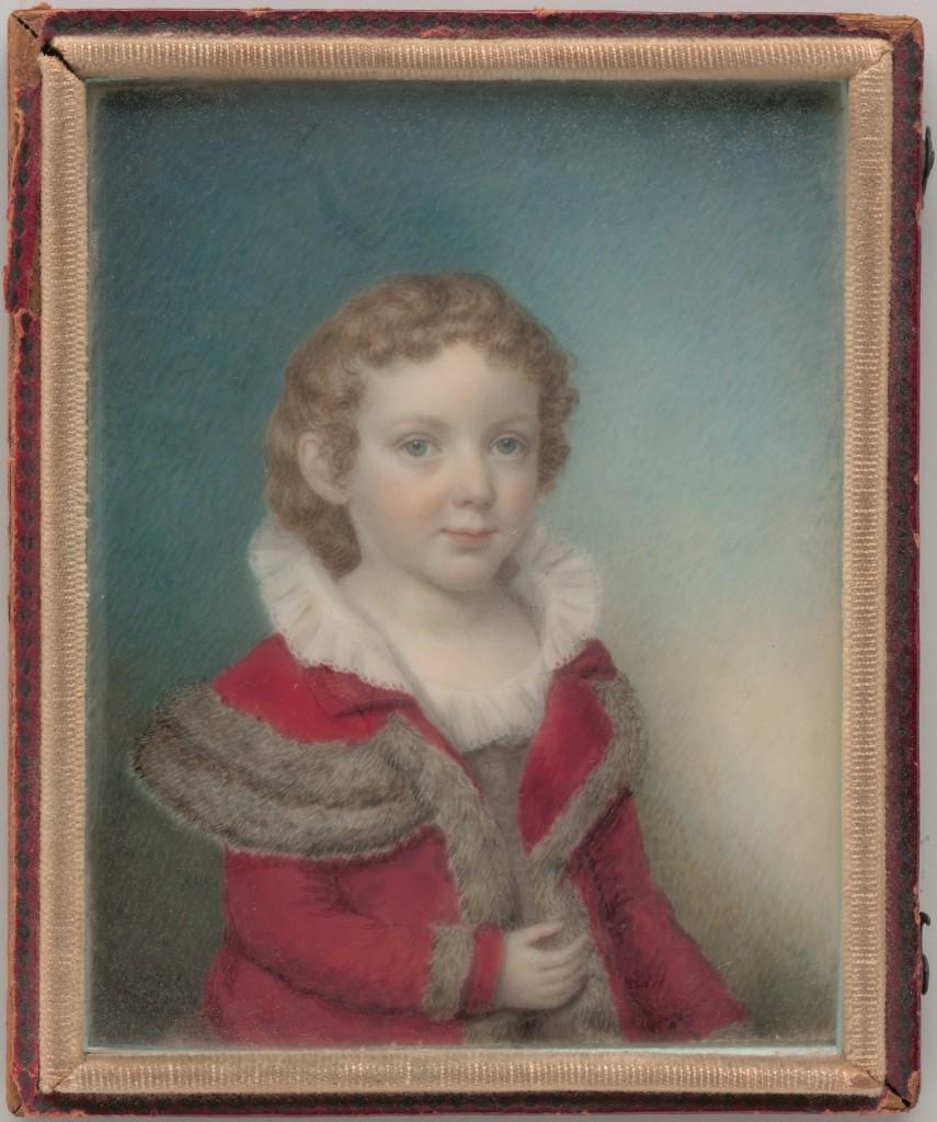 Sarah Goodridge: Martha Goldthwaite. Metropolitan Museum of Art,  Nueva York.