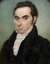 Sarah Goodridge: Daniel Webster, 1825 (Foto: Wikipedia).