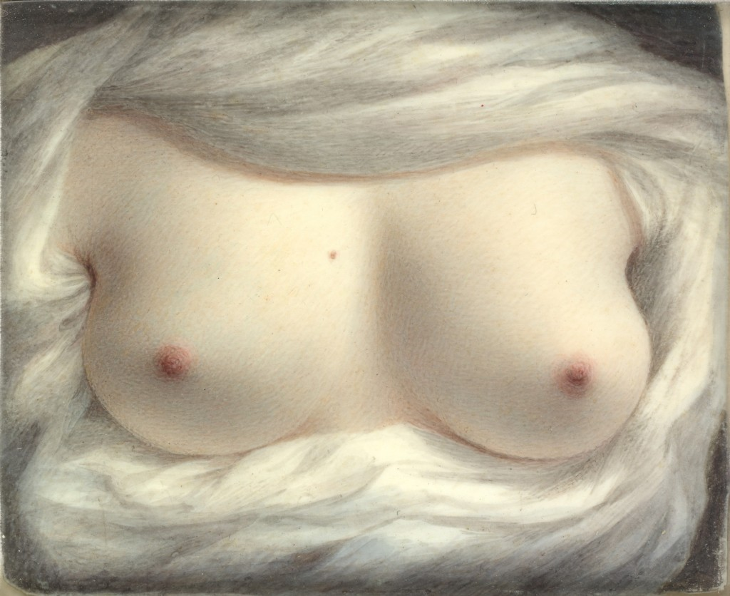 Sarah Goodridge: Belleza revelada (Autorretrato), 1828. Metropolitan  Museum of Art, Nueva York.