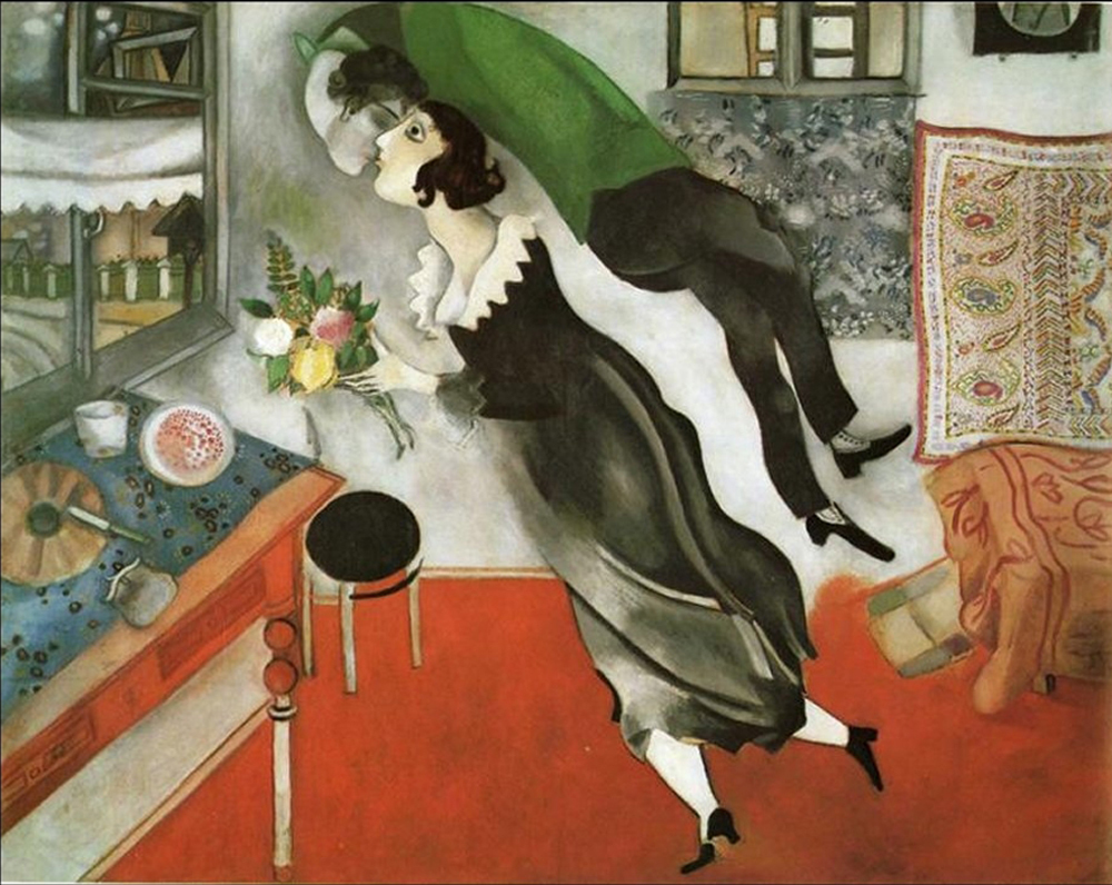 Cuadro de Chagall