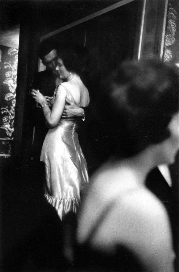 Imagen de Elliott Erwitt, tomada en Dublín en 1962.