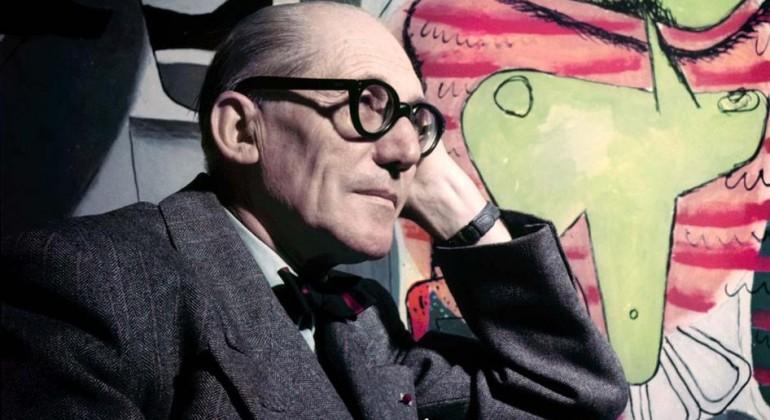 Jean Neret / Le Corbusier