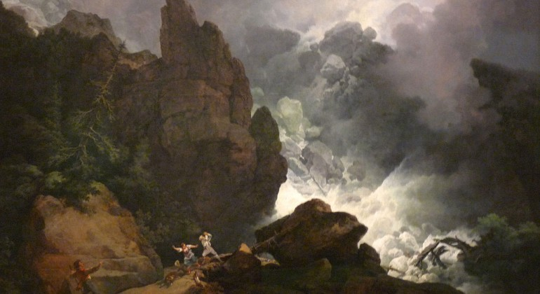 """Peñascos del Romanticismo: una guía de audición a algunos """"lieder"""" del S. XIX"""