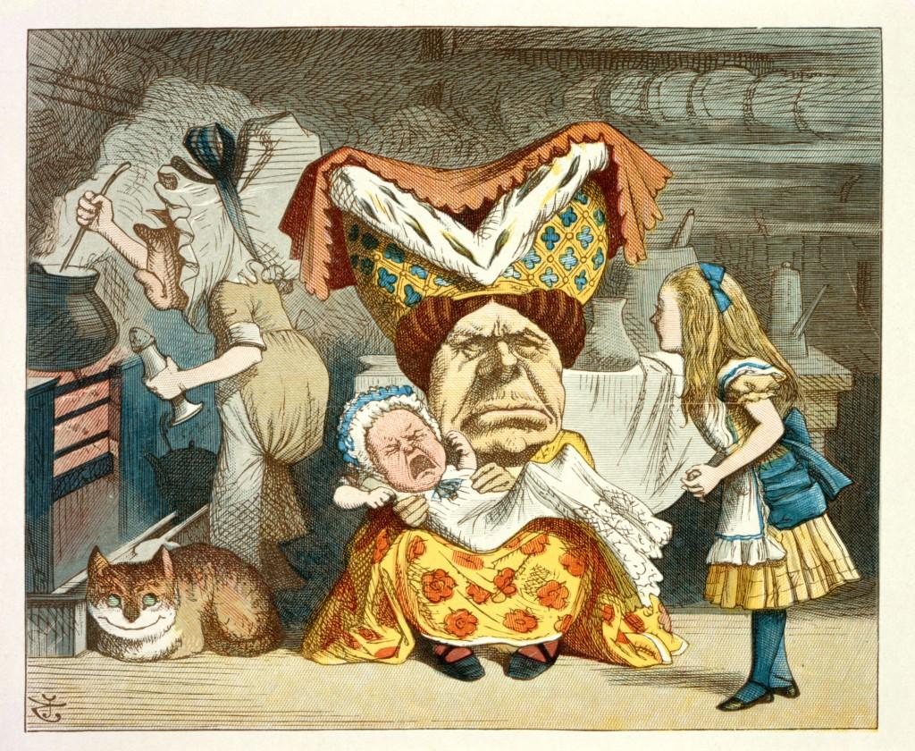 Ilustración John Tenniel
