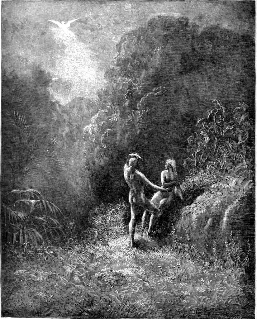 35-book-viii-so-parted-they-the-angel-up-to-heaven-from-the-thick-shade-and-adam-to-his-bower1