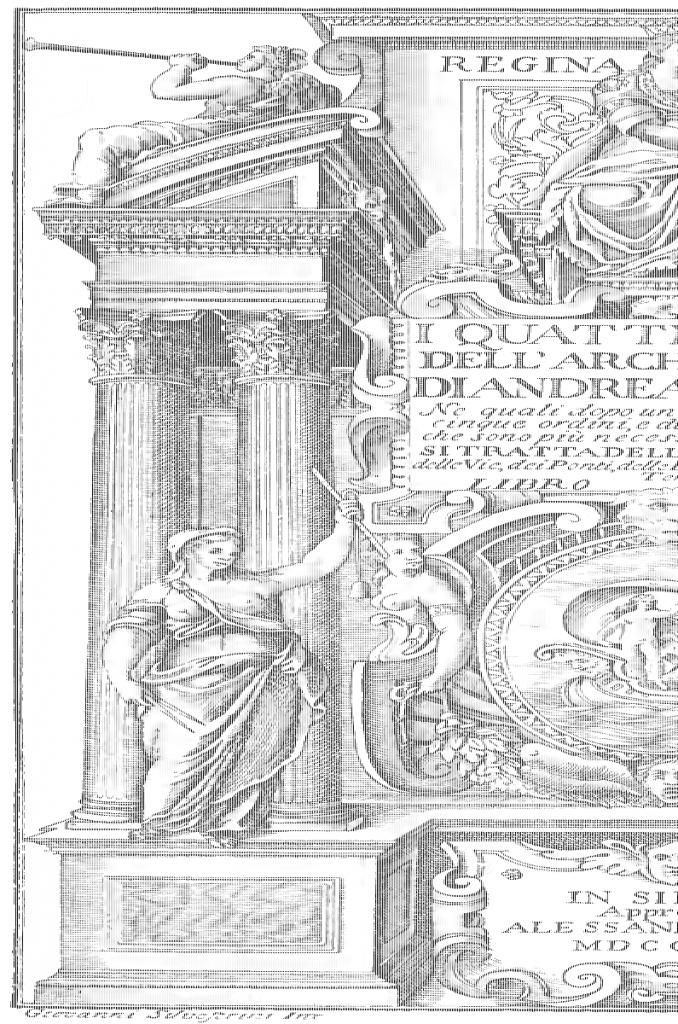 I quattro libri dell'architettura (1790)