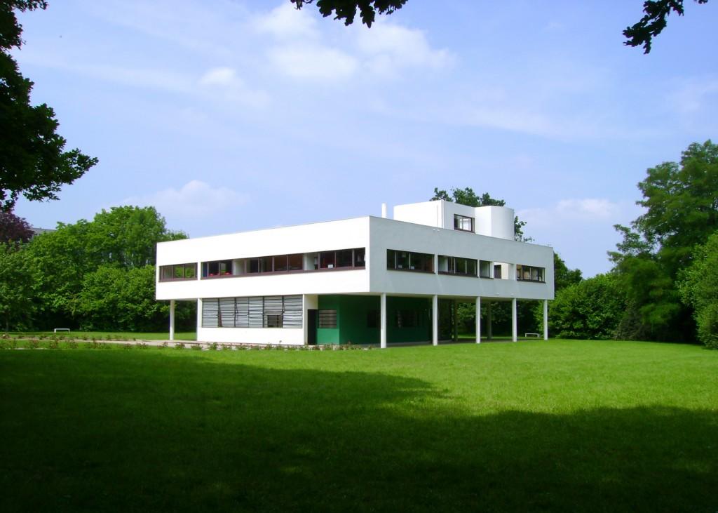 Villa-Savoye 2