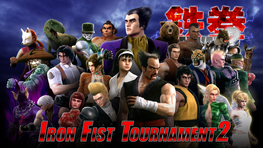 tekken_2___iron_fist_tournament_2_group_picture_by_hyde209-d7kph2d