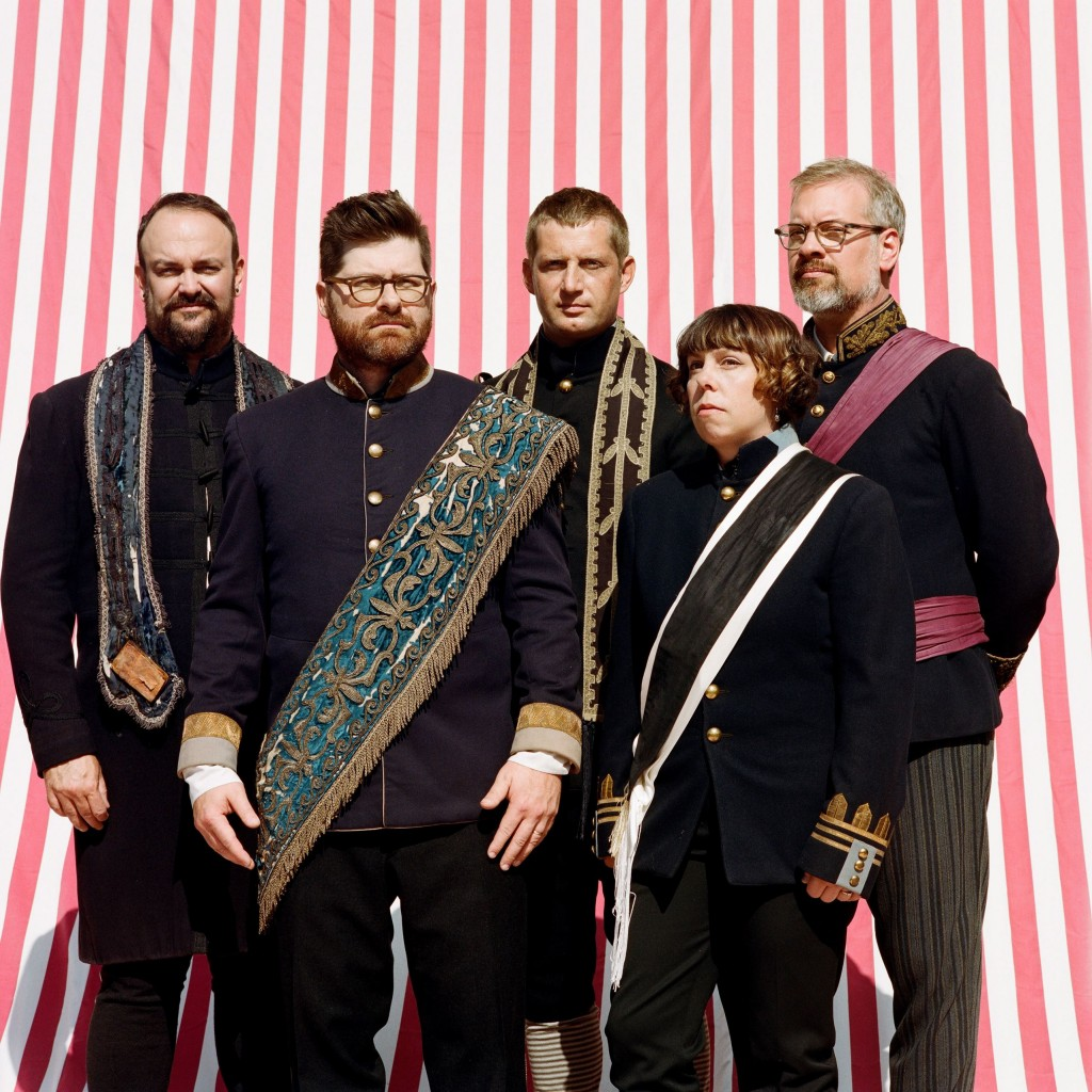 11. TheDecemberists