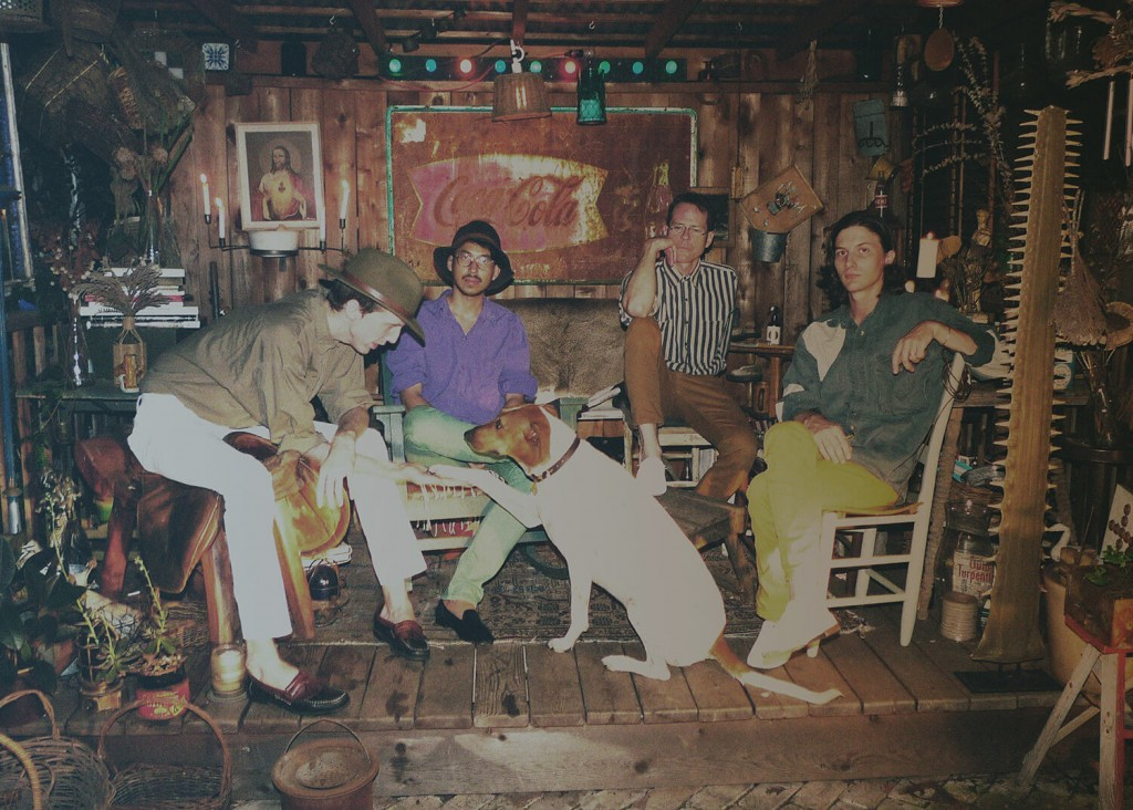 8. Deerhunter