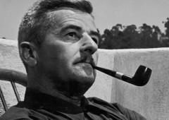 El viejo Faulkner, con un par…