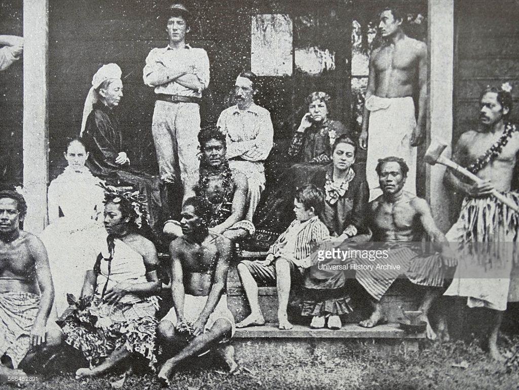 in Samoa.