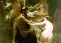 La seducción de las ninfas