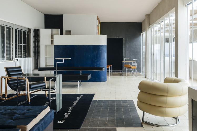 eileen gray y la casa de cap martin 1926 hyperbole. Black Bedroom Furniture Sets. Home Design Ideas