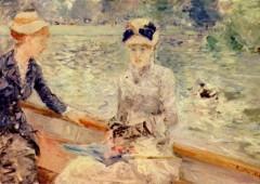 La mirada de Berthe Morisot. París, 1872