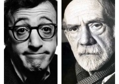 Pío Baroja / Woody Allen