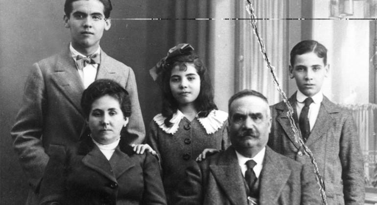 Federico García Lorca, ochenta años después