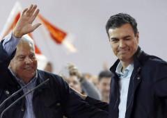 Del morbo y la tristeza: el espectáculo del PSOE