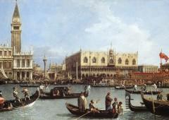 La invención de Venecia