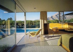 Casa Kauffman, Richard Neutra en Palm Spring, 1947
