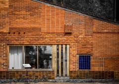 Alvar Aalto, Casa Experimental en Muuratsalo, 1949- 1952.