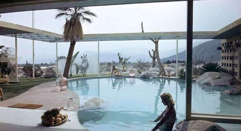 Casa Loewy, Palm Springs 1946.