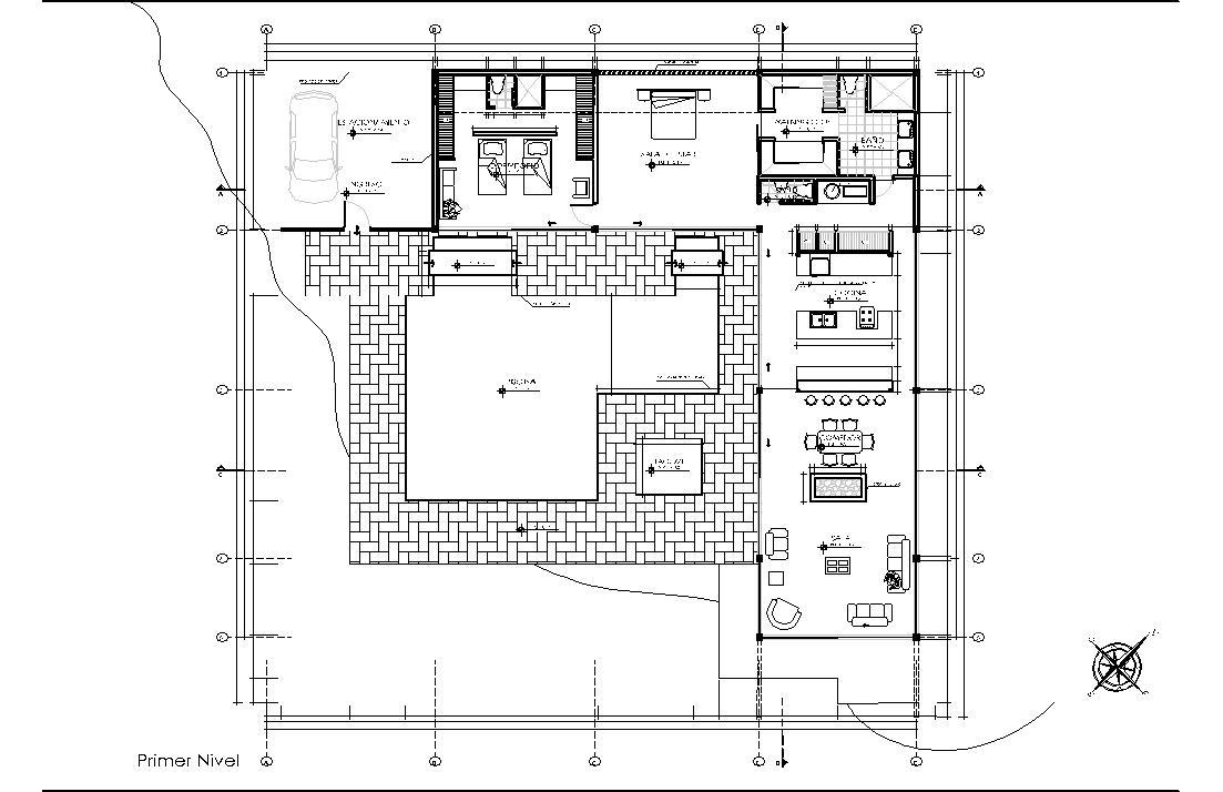 Pierre koenig stahl house west hollywood 1960 hyperbole for Case study houses floor plans