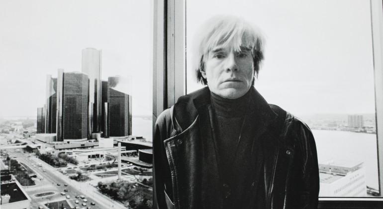 Warhol, el pasado del futuro