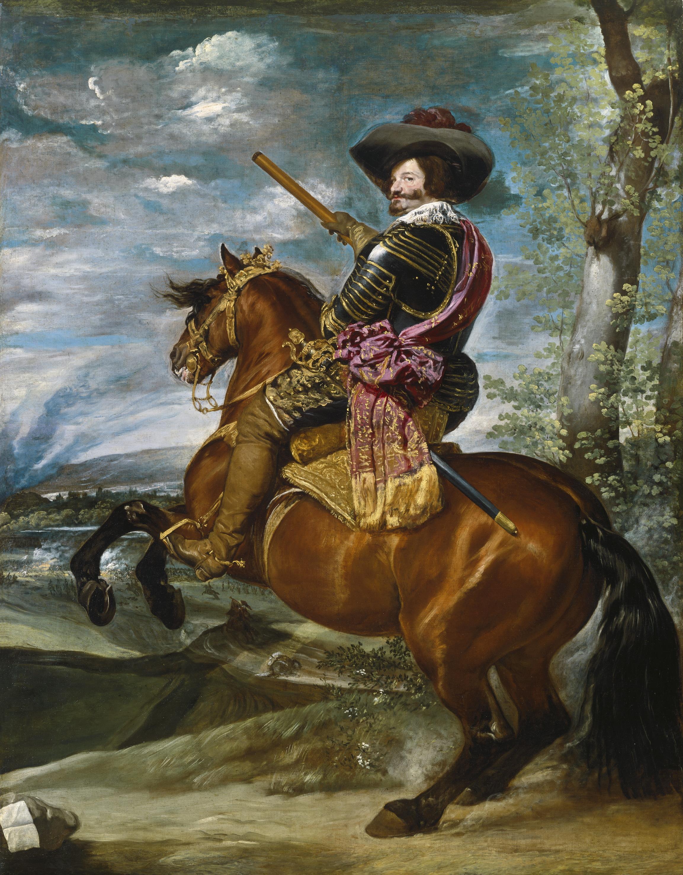 Diego Velazquez, un pájaro solitario en la corte de Felipe IV – Hyperbole
